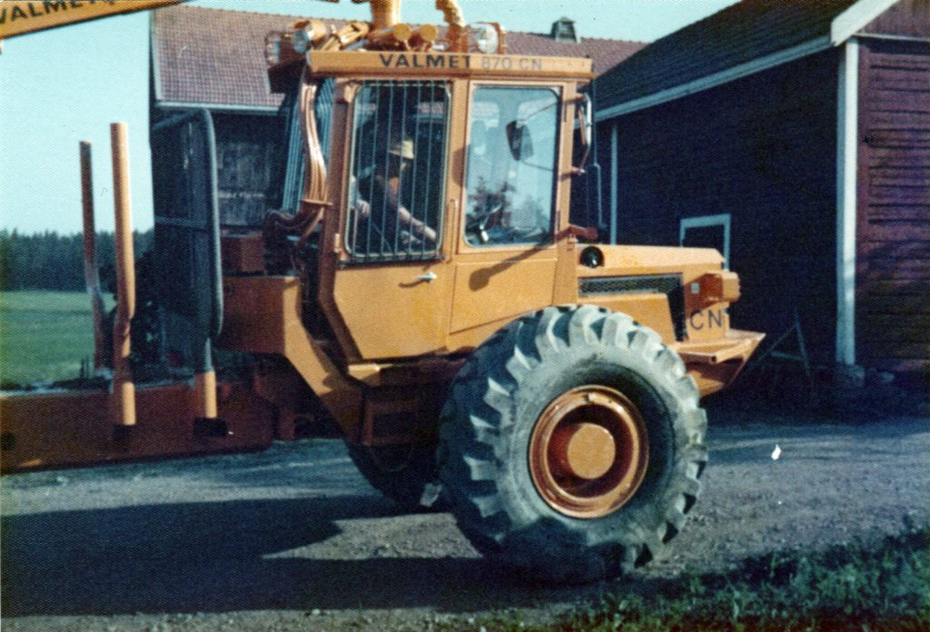 The first real forwarder