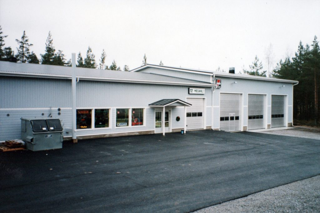 Second Mecanil shop opens